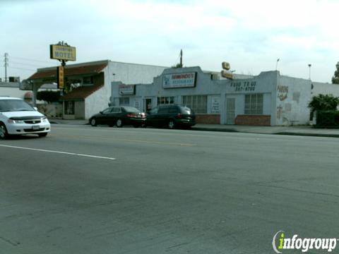 Armando's Mexican Restaurant, San Gabriel CA