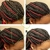 United African hair braiding