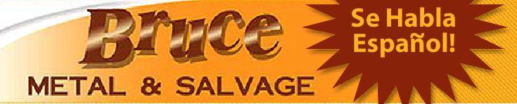 Bruce Metal Logo