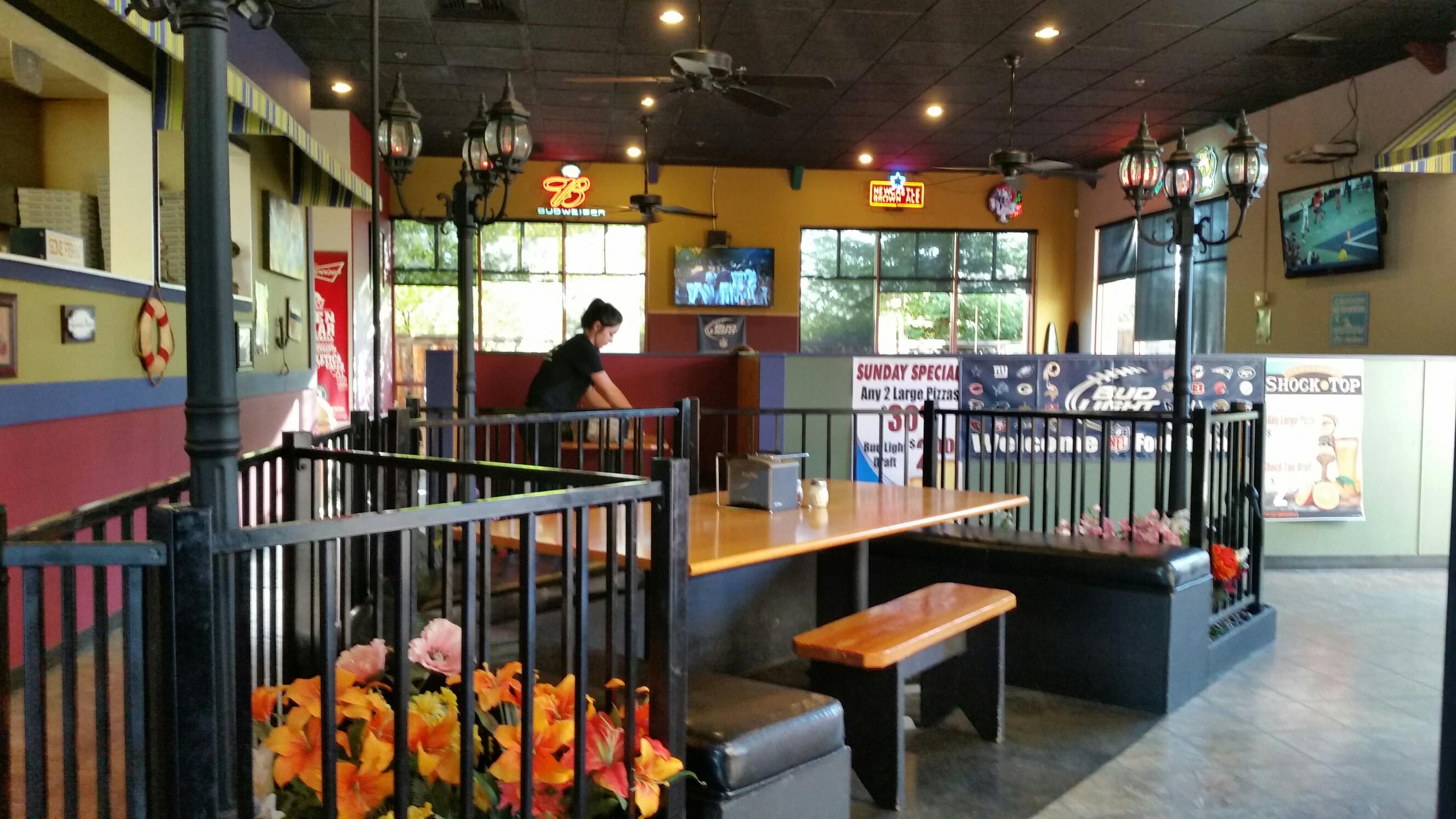 Cool River Pizza, Rocklin CA