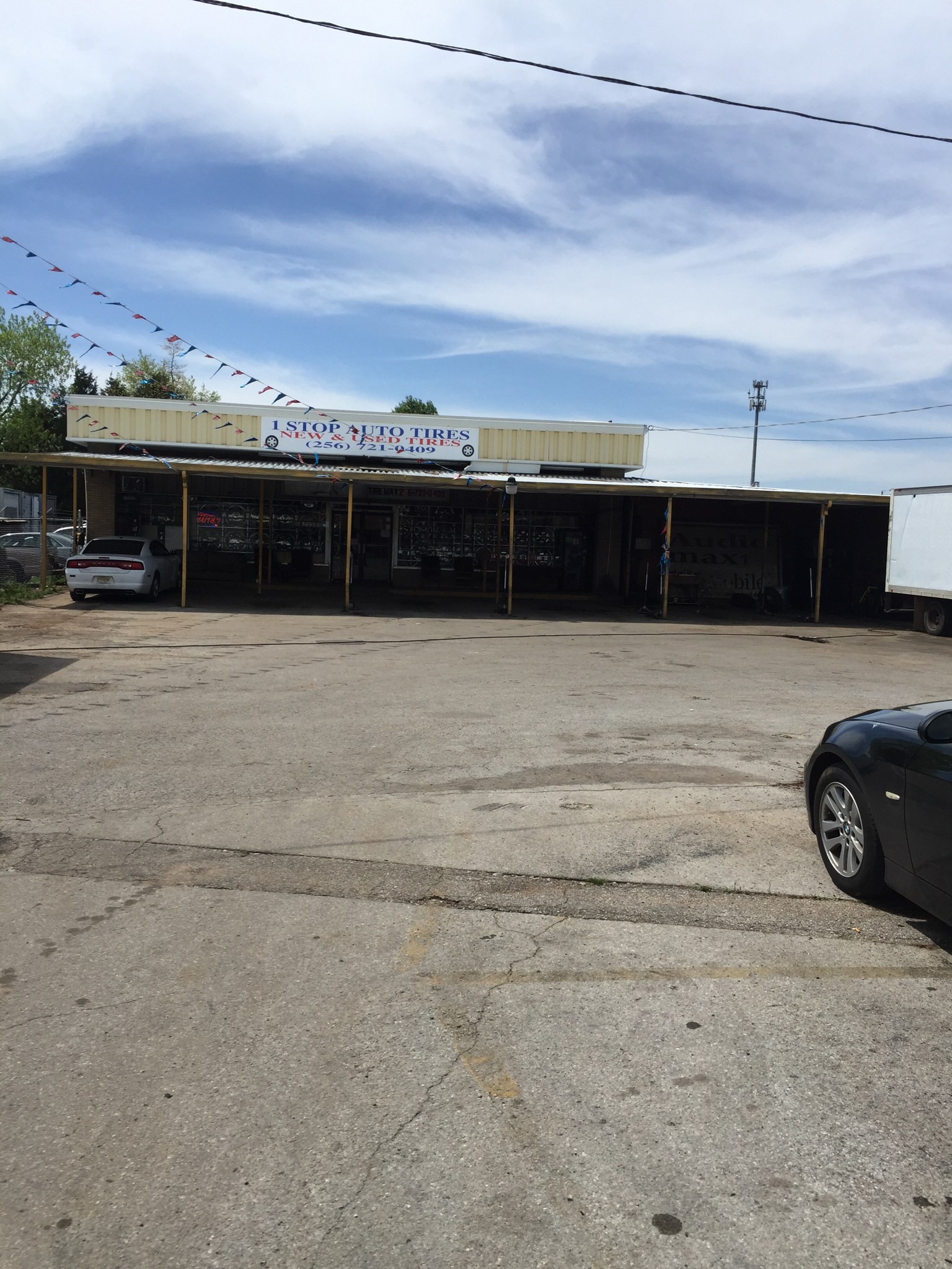 1 Stop Auto Tires, Huntsville AL