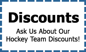 Hockey Team Uniform Discounts