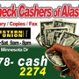 Alaska Check Cashers - CLOSED