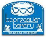 Boonzaaijer Bakery, Kalamazoo MI