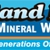 Sand Rock Mineral Water Co.