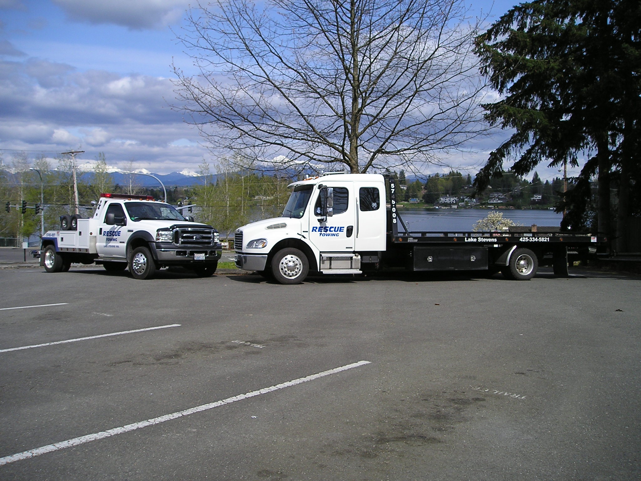 Rescue Towing