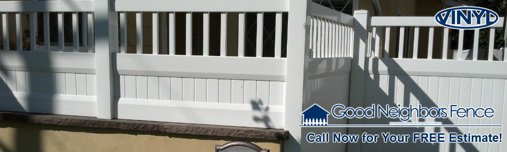 Vinyl Fence Installers in Temecula