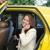 Blue Hans UD Taxi