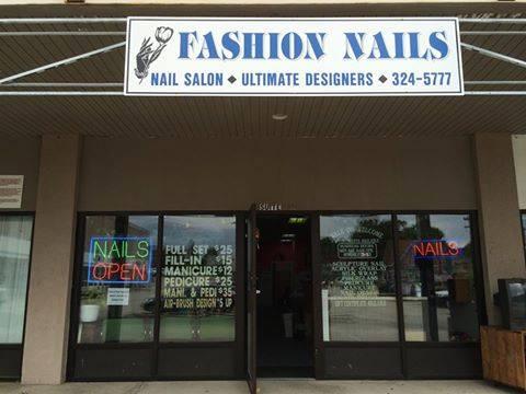 Fashion Nails, Sanford ME