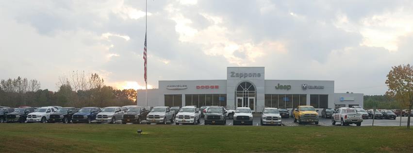 Zappone Chrysler Jeep Dodge, Granville NY