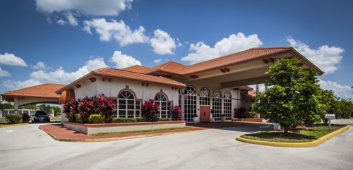 Pictures Of Hodges Funeral Home At Naples Memorial Gardens Naples