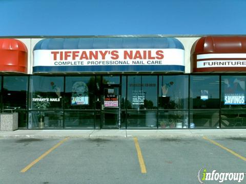 Tiffany's Nails, Des Moines IA