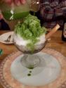 Green Tea Shave Ice