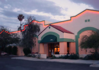 Indio Performing Arts Center, Indio CA