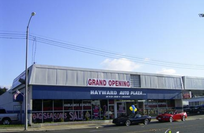 U-Haul Neighborhood Dealer - Hayward, CA