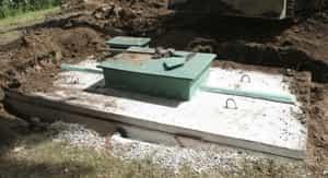 sewer tank