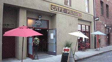 Cafe Prague, San Francisco CA