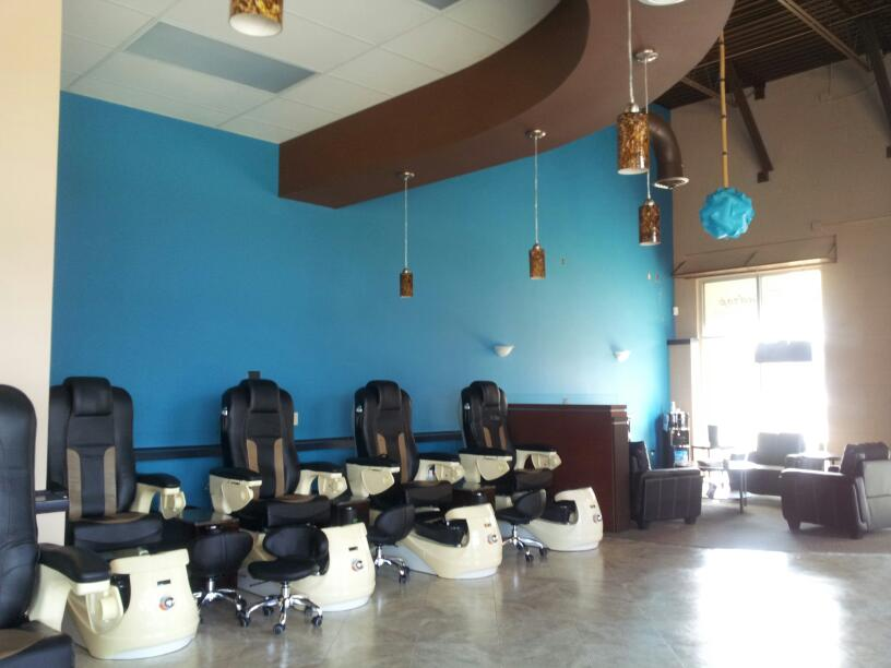 Raindrop Natural Nail Spa, Cheyenne WY