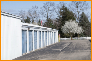 Self Storage Units in Northville