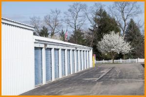 Self Storage Units in Northville