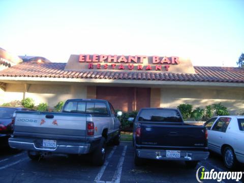 Elephant Bar, Torrance CA