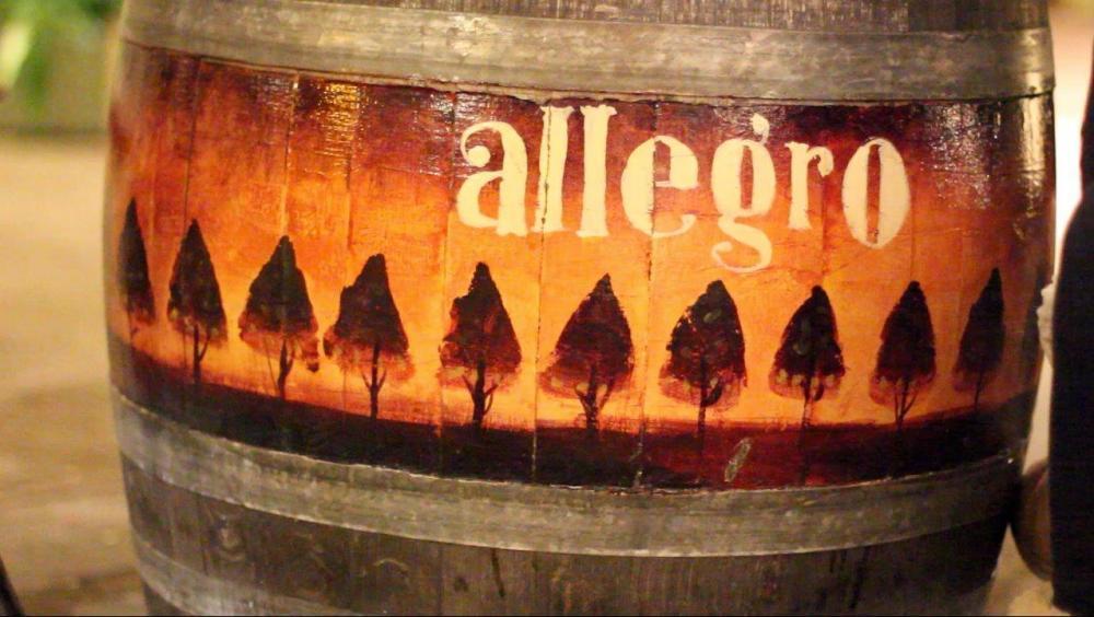 Allegro Gourmet Pizzeria, Carmel CA