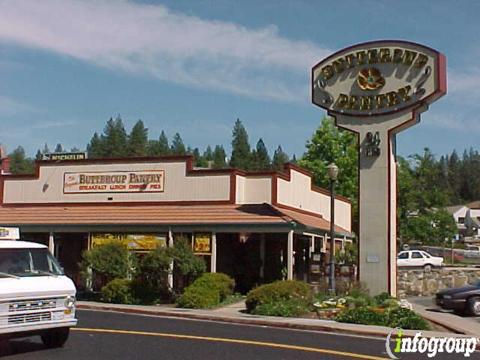 Buttercup Pantry Restaurant, Placerville CA