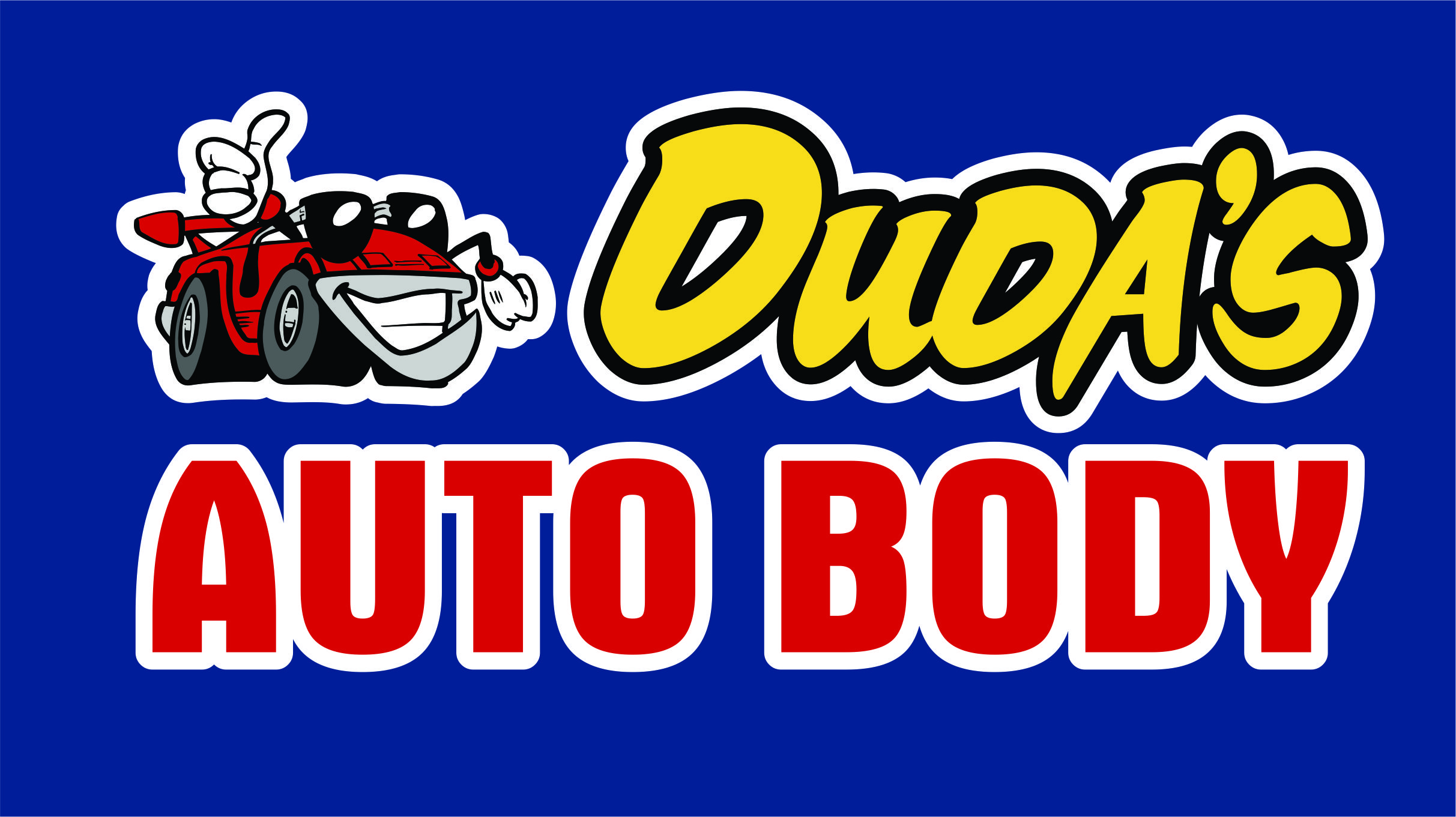 Duda's Auto Body & Auto Sales, Sykesville PA