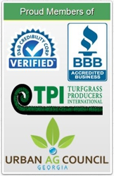 A&N Sod Supply Inc. of Atlanta is a Proud Member of These Organizations