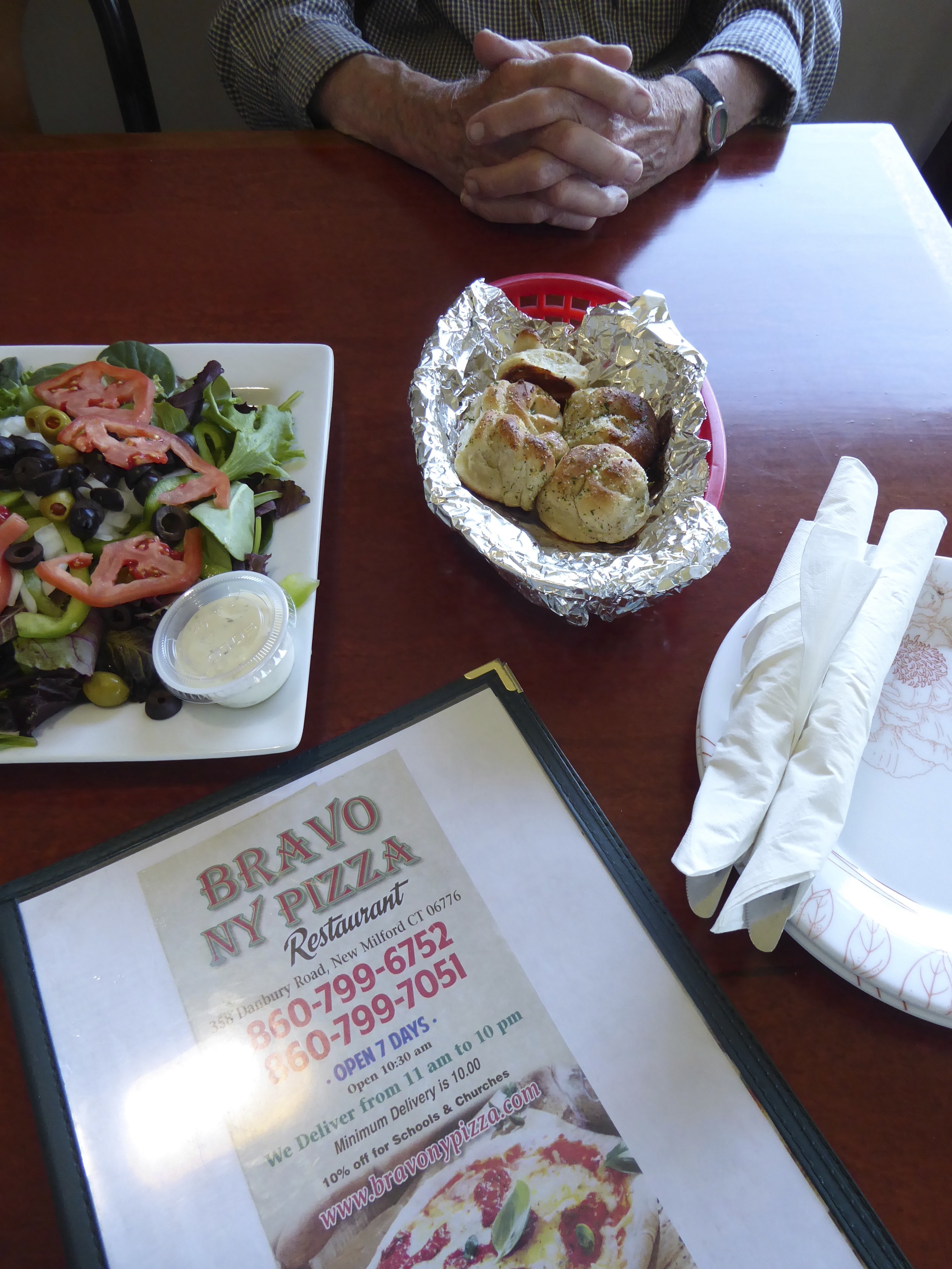 Bravo Ny Pizza, New Milford CT