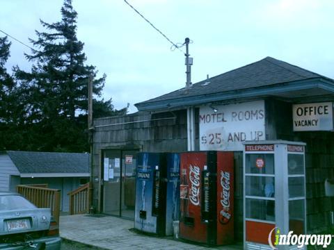 Pine Cove Motel & Trailer Court, Seaside OR