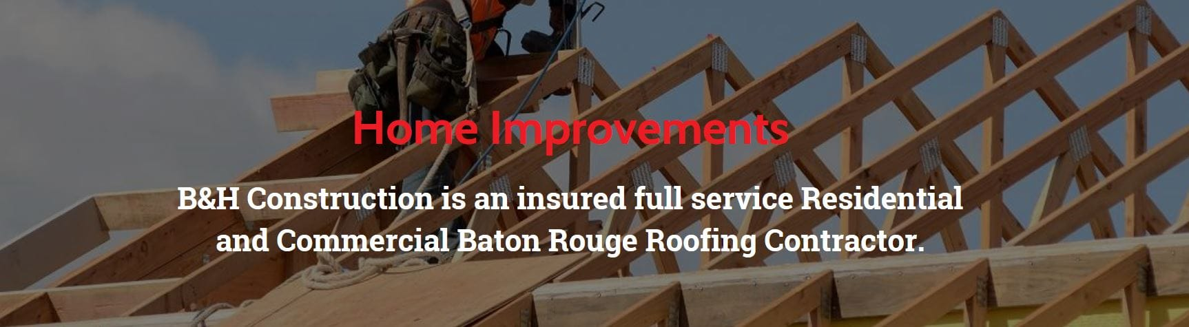 Damaged Roof? Licensed U0026 Guaranteed! Schedule A FREE Roof Analysis. (225)  384 6842