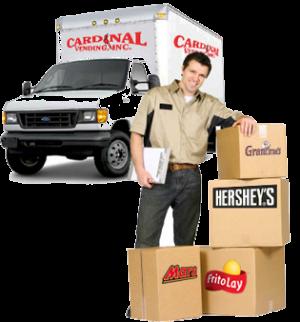 cardinal truck guy