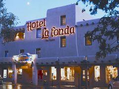 La Fonda De Taos Hotel, Taos NM