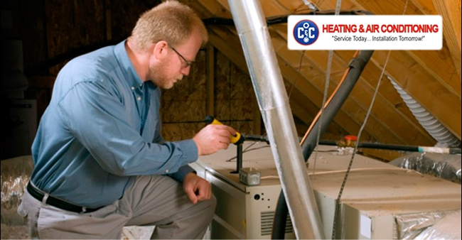 C&C Heating and Air Conditioning Service