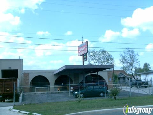 Division Laundry & Cleaners - San Antonio, TX