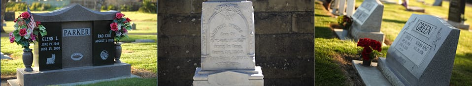 Marker and Monuments