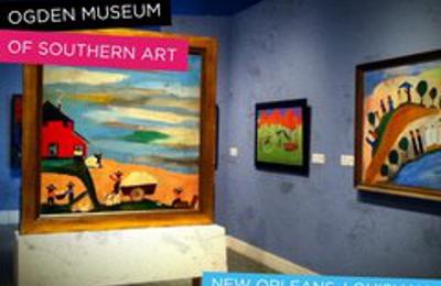 Ogden Museum of Southern Art - New Orleans, LA