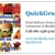QuickGrub Food Delivery Service