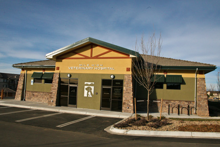 Mile High Veterinary Hospital Aurora Co 80016 Yp Com