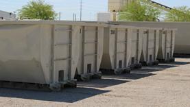 fast dumpster rental