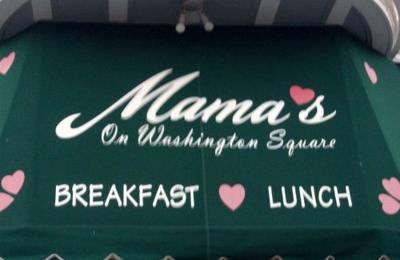 Mama's On Washington Square - San Francisco, CA
