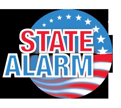 A State Alarm Header Image