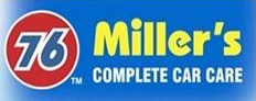 Millers 76-logo