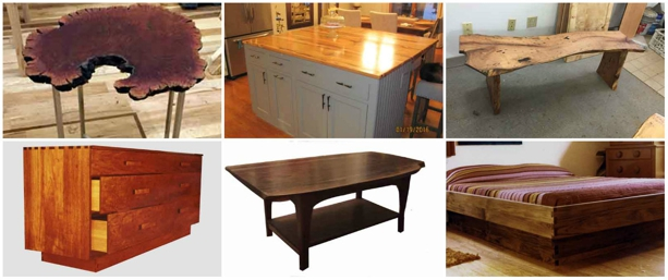 custom wooden furniture