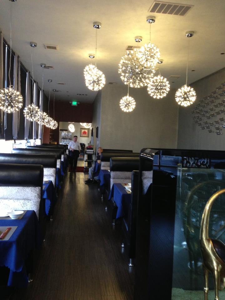 Fey Restaurant, Menlo Park CA