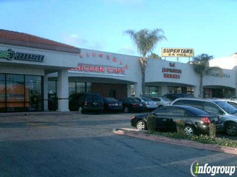 California Chicken Cafe, Northridge CA