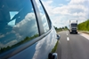 Tinting side windows can make it easier to use rear view mirrors.