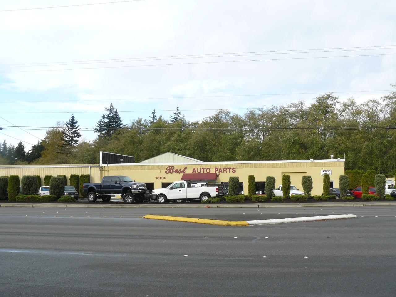 Best Auto Parts, Lynnwood WA