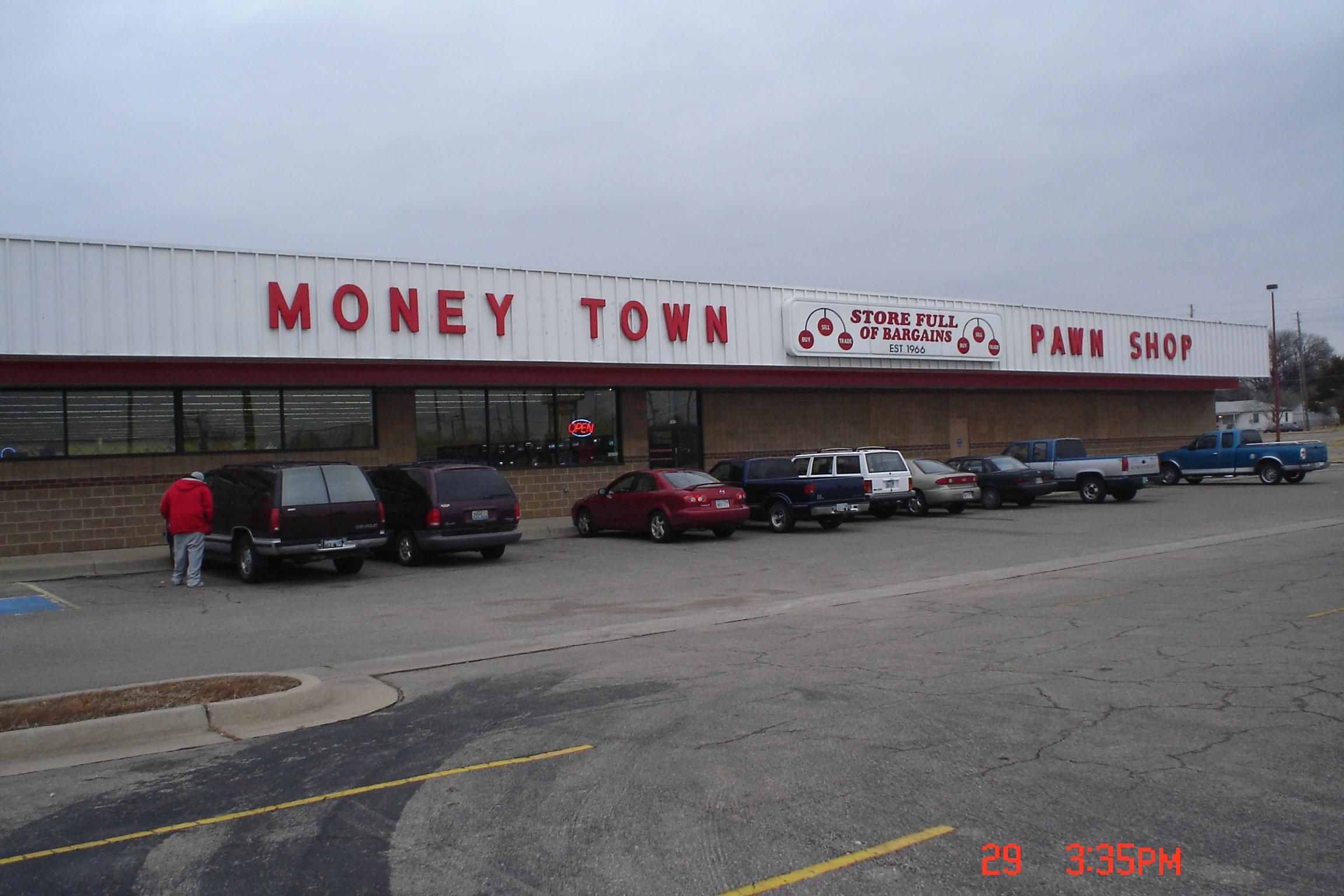 Money Town Pawn Shop